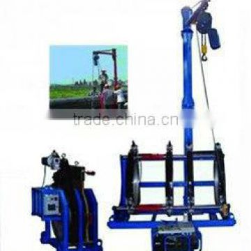 Hydraulic PE pipe welding machine join PE, PP, PVDF pipe fittings of
