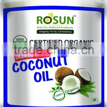 Superior Grade Cold Extraction Organic Virgin CoconutOil