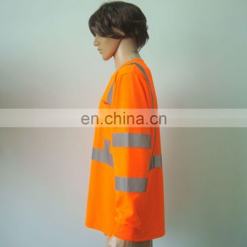 High Visibility OEM Service Reflective Safety T Shirt