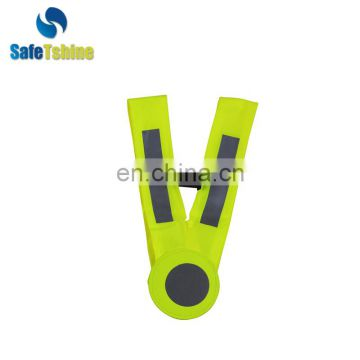 kids reflective vest V shape