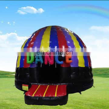 hot sale dance dome inflatable bounce house