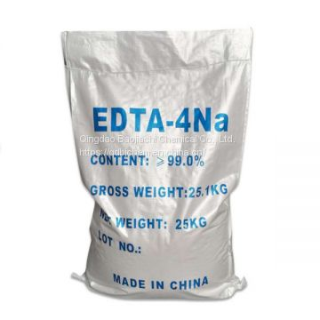 99% Chelate Agent EDTA Tetra Sodium EDTA 4na with Competitive Price