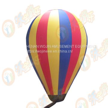 Customized Size Logo Air Hot Ballon/ Inflatable Ground Ballon for Commercial Advertising