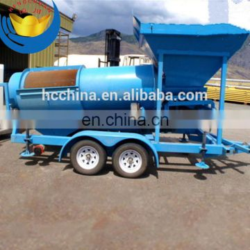Portable Gold Washing Machine for Placer Gold Mining