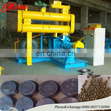 Small large self-cooking pet dog food machine| Aquaculture floating pellet fish feed puffing machine