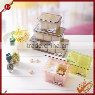 The factory for high quality plastic compartment storage box