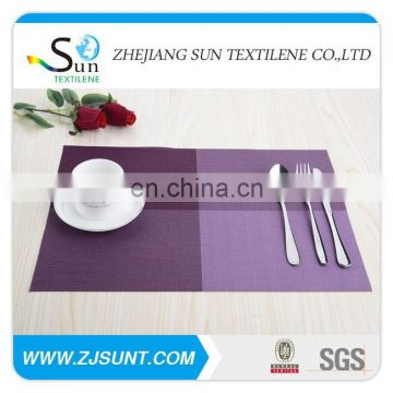 Best Selling Vinyl Pvc placemats