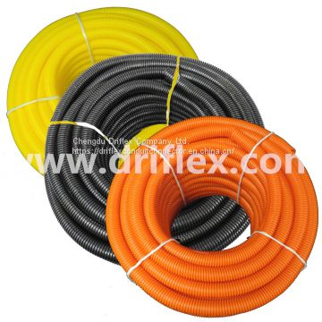 Driflex flame retardant pp conduit pipes electrical