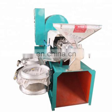 high output sesame oil press machine cold press oil press machine