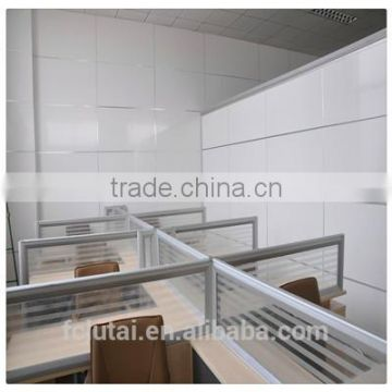 UV coating fiber cement board exterior wall cladding partition