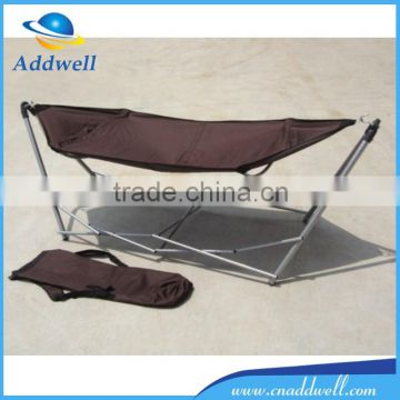 Outdoor portable foldable hammock with stand                                                                         Quality Choice
