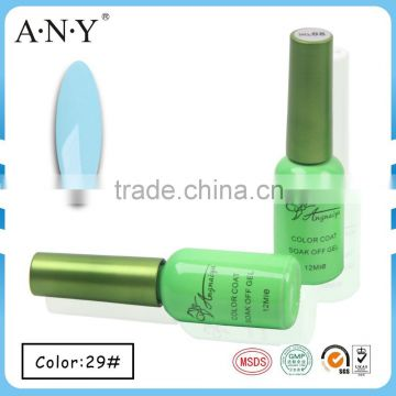 ANY Nail UV Gel Polish UV LED Manicure 12ml Healthy and Eco-Friendly Gel Lacquer 29#