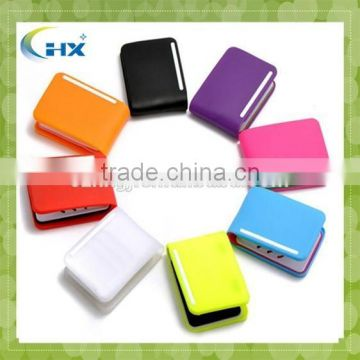 Multi-Color Fashion Smart Wallet Silicone Card Holder Wallet