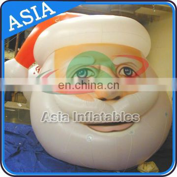 Inflatable Santa Balloon For Christmas Holidays