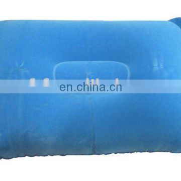 Inflatable Car Soft Back Rest Pillow