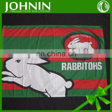 OEM service cheap promotion polyester printing 2x3ft game day flag