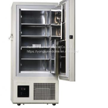 -40 Degree Upright Design Ultra Low Temperature Freezer Refrigerator