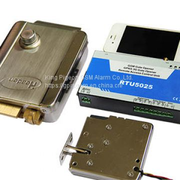 GSM 3G Gate Opener Access Control of GSM 3G Automation from