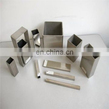 ASTM A554 304 Stainless Steel Rectangular Pipe