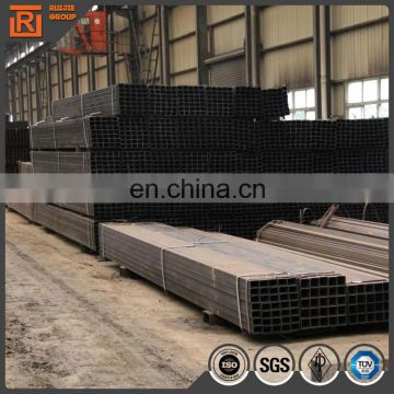 Hollow section 20x10mm specification hollow section square tube 160x160 steel tube price