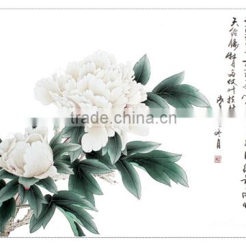 China unique home decor art handmade painting of Great Fortunes Series