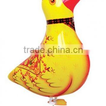 WABAO balloon-colourful duck