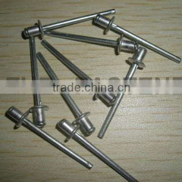 Aluminum waterproof blind rivet