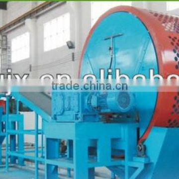 top 10 waste Rubber Crumb Production Line