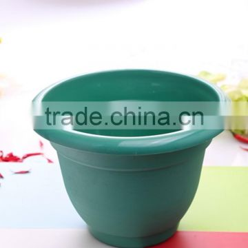 Wholesale big plastic plant flower pot indoor/cheap useful Garden plastic plant pot outdoor/plastic pot