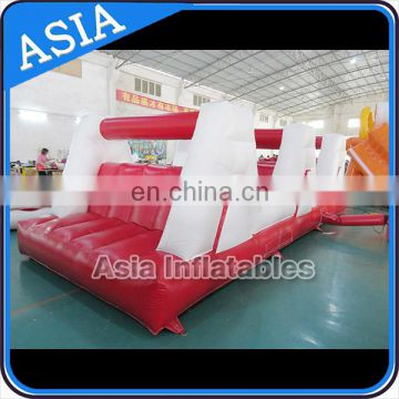 Inflatable Castle Equipment Challenge Obstacle Course Residential For Kids