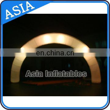 2016 Popular Best Price Qualified Inflatable Light Arch For Sale