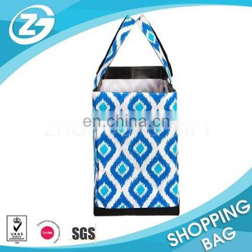 Market Laminated PP WOVEN Bags with Small Paper Barcode Card