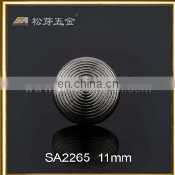 Song A 11 mm Eco-friendly blind rivet,hollow shoe rivets-SA2265