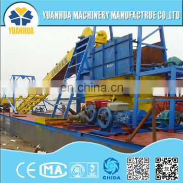 China bucket chain dredger for sale
