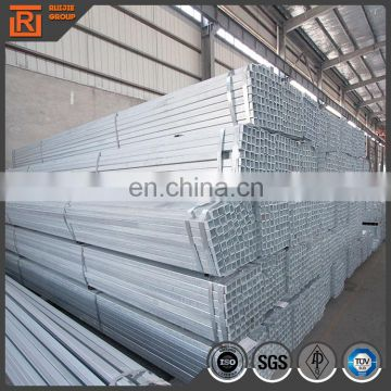 MS steel pipe manufacturers hollow setion price per ton