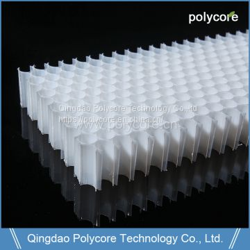 Excellent Dielectric Properties   Red Honeycomb Panel Radome