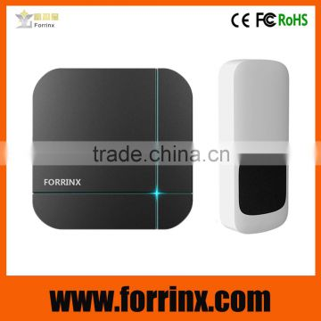 MP3 download doorbell, 300m working distance 52 melodies multi receivers battery power with support TF card