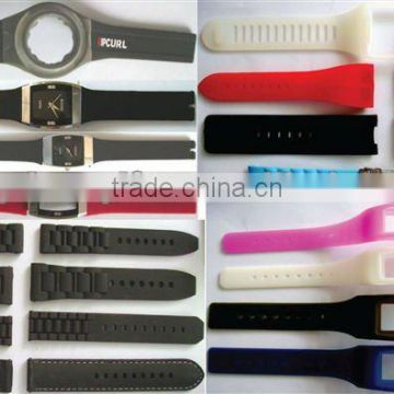 Silicone wristband for nurse watch