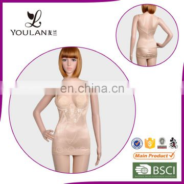 OEM Service Super Quality Healthy Lace Shapers 100% Organic Cotton Girdle