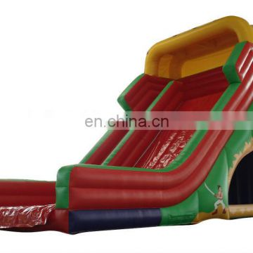 best quality cheap giant inflatable slide for sale