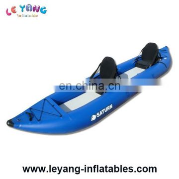 inflatable water sport 2 persons rowing kayaks