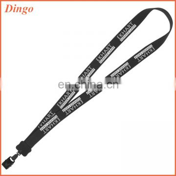 100% Polyester Lanyard with Customerized Logo
