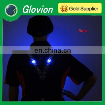 Hot sale Wholesale fashion mens led suspenders led suspenders Cool LED Suspender