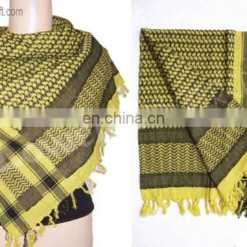 GEOMETRIC DESIGN PRAY ARAFAT SCARF