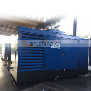 Excellent performance gasoline ingersoll rand nirvana air compressor for irrigation