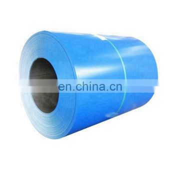 a variety of prepainted galvanized  coils sheet  PPGI from Shandong Wanteng