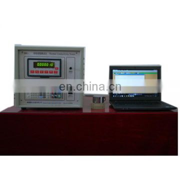 DRE -2D coefficient of thermal conductivity tester (transient plane heat source method)