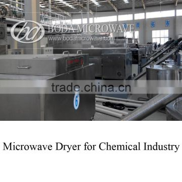 Microwave Dryer for chemical industry