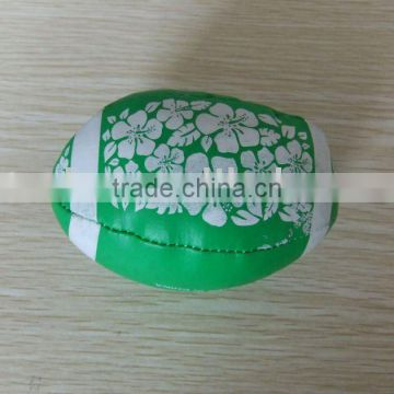 Promotional PP cotton stuffed soft American football