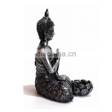 Laughing Garden Life Size Resin Buddha Figurines